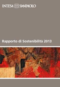 rapporto sostenibilà 2013 intesa