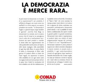 conad democrazia